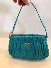 Prada Handbag AUTHENTIC NWT Tessuto Gaufre Nylon Shoulder Pochette
