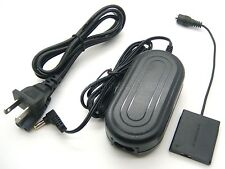 AC Power Adapter+DC Coupler for Canon ACK-DC90 Powershot ELPH 180 320 340 350 HS