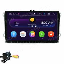 "9"" Android 10 Car head unit Radio Stereo GPS Nav for VW Passat B6 Jetta Golf CC"