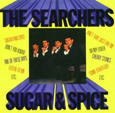 Searchers - Sugar And Spice - Searchers CD 24VG The Cheap Fast Free Post The