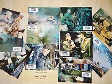 CROIX DE FER ! sam peckinpah j coburn  jeu 18 photos cinema lobby card 1977