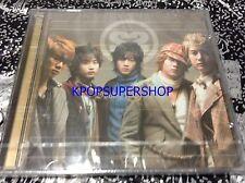 SS 501 SS501 2nd Single CD New Sealed K-POP KPOP Snow Prince Rare OOP