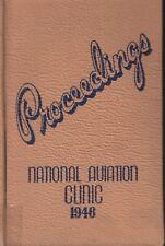 Proceedings National Aviation Clinic 1946 Ex-Faa 111518Ame