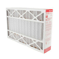 "Honeywell Pleated Media Furnace Filter - 16"" x 25"" x 4-3/8"", 2 Pk."