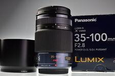 Panasonic LUMIX G X Vario 35-100mm f/2.8 Aspherical O.I.S. Excellent