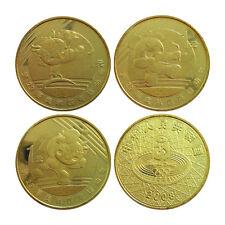 China SET 3 COINS, 1 Yuan , (2007)2008,UNC >Gymnastics, archery, table tennis