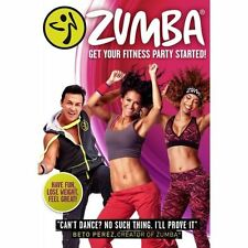 Zumba: Get Your Fitness Party Started (2015) DVD