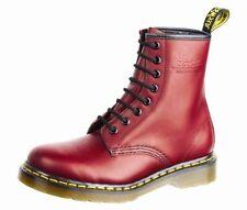 Dr. Martens Work Boots Solid Shoes for Men