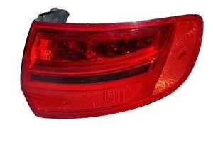 2009 2010 2011 2012 2013 AUDI A3 (8P) RIGHT PASSENGER TAILLIGHT BRAKE LIGHT LAMP
