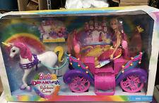Barbie Dreamtopia Rainbow Cove Playset I Rare I Brand New