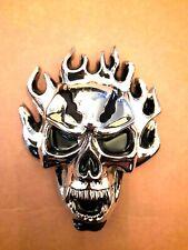 "Gothic Punk Alternative Fashion Metal Zinc Alloy Belt Buckle For 1.5"""