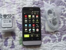 Htc One V Grey (Cdma) Smartphone Mint Condition As Is Alltel Network Read