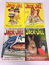 Jack And Jill November 1966 January February March April 1967 July Sept 1968