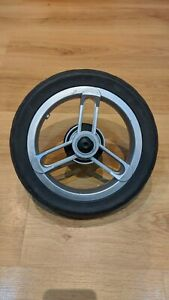 Babystyle Oyster Max Rear Wheel - Silver Spoke - for Oyster Max 1 or Max 2