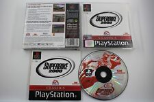 PLAY STATION PSX PS1 SUPERBIKE 2000 CLASSICS COMPLETO PAL ESPAÑA