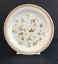 Color Stone II Strawberry Vines Made In Japan Stoneware Salad Plate(s ) See Back