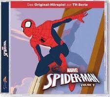 Disney´s - Marvel - Spider-Man - Die Serie - Folge 1 - Hörspiel - CD - NEU