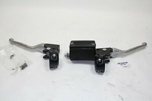 "11/16"" master cylinder + clutch perch + levers + clamps FLHTC FXR EPS24070"