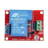 SLA-05VDC-SL-A Relay Module 5V 12V 24V 30A High Arduino AVR PIC DSP ARM M