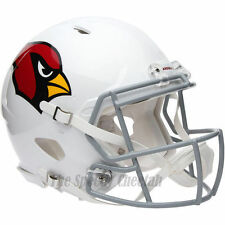 ARIZONA CARDINALS RIDDELL NFL FULL SIZE AUTHENTIC SPEED FOOTBALL HELMET
