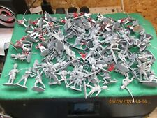 JOB LOT VINTAGE AIRFIX NAPOLEONIC BRITISH & FRENCH INFANTRY IMPERIAL GUARD 1/32