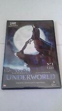 """DVD """"UNDERWORLD"""" 2DVD PRECINTADA KATE BECKINSALE LEN WISEMAN SCOTT SPEEDMAN"""