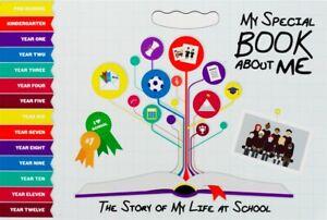My Special Book Scrapbook Story of My Life at School Children Kid Album Girls