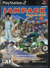 Playstation 2 Jampack Summer 2003  tested with manual