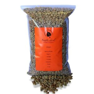 MEXICO OAXACA (5 LB) UNROASTED GREEN COFFEE BEANS - SPECIALTY ARABICA