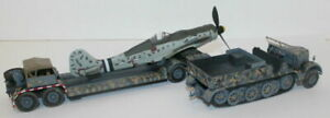 Solido 1/72 Scale diecast S7200201 - Famo & AH116 & Air Plane 1945 Germany