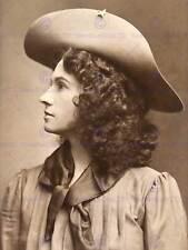 SHARP SHOOTER WILD WEST BUFFALO BILL ANNIE OAKLEY ART PRINT POSTER CC1504
