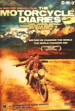 THE MOTORCYCLE DIARIES DVD GAEL GARCIA BERNAL FREE POST IN AUSTRALIA