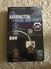 Harrington on Online Cash Games : 6-Max No-Limit Hold 'em by Bill Robertie...