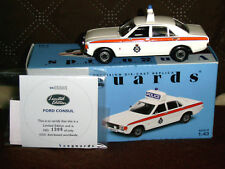 VA05503 CORGI/HORNBY VANGUARDS FORD CONSUL WEST YORKSHIRE POLICE NEW.