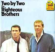 THE RIGHTEOUS BROTHERS - Two By Two (Double LP) (EX/VG+)