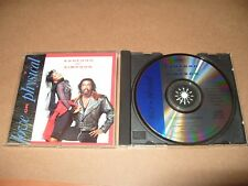 Ashford And Simpson Love Or Physical cd 1989 Excellent  Condition