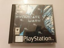 Syndicate Wars PlayStation 1 (ps1) PAL Francia COMPLETO