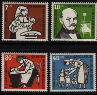 W Germany 1956 Humanitarian Relief SG 1169-1172 MNH