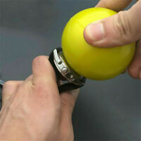 Watch Back Case Opener Remover 8cm Rubber Sticky Friction Ball Repair Tool NEW
