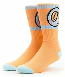 ODD FUTURE OFWGKTA Donut O ORANGE Socks *RARE