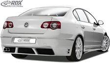 Volkswagen Passat B6 3C Sedan - Rear bumper spoiler
