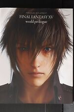 Japan Final Fantasy Xv World Prologue (Book)