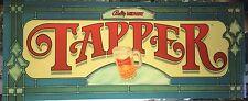 "Tapper Arcade Marquee 23"" x 9.25"""
