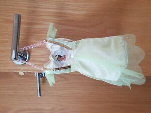 Princess & The Frog Tiana Dress Shaped Girls Handbag