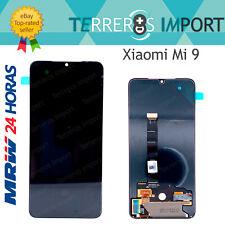 Pantalla completa digitalizador LCD OLED original para Xiaomi mi 9 Mi9 M1902f1g