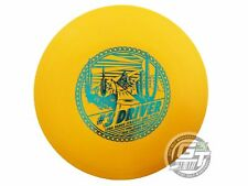 New Lightning Standard #3 Driver 151g Marigold Blue Foil Driver Golf Disc