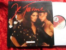 Saint Tropez - Je T`aime (1977)  ITALIEN LP (Klappcover) Baby Records LPX 19