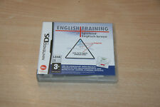 English Training: calzado aprender ingles (Nintendo DS, 2006) Top USK 0