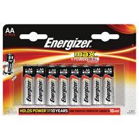 Energizer Max E91 Aa Batteries Pk 12 E300112600