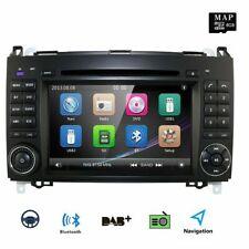 "For Mercedes Benz W169 W245 Viano Sprinter 7"" Car DVD GPS Navi Radio Stereo DAB+"